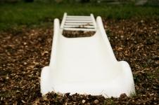 flat slide white