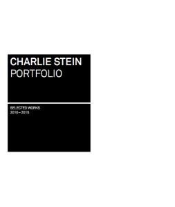Charlie Stein Portfolio