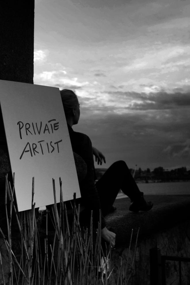 Jorinde Voigt Private Artist bw