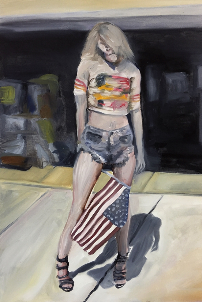 Charlie_Stein_American Flag_Garage Girl_2018_photo_Charlie_Stein